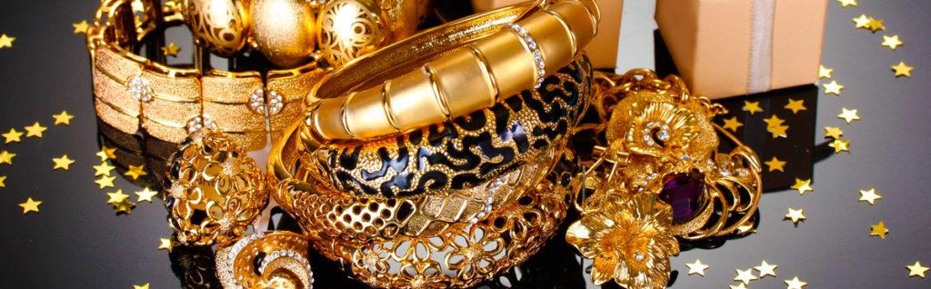 Guldsmykker